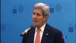 2015-09-06 美國之音視頻新聞:克里國務卿針對俄羅斯在敘利亞的活動提出警告