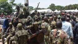 """""""Concertations"""" avec la junte guinéenne: calendrier des événements"""