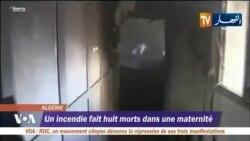 Tragique accident en Algérie