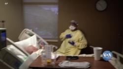 Найбільші спалахи захворюваності на коронавірус зараз реєструють у аграрних районах та невеликих містечках США. Відео