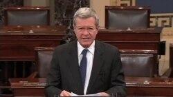 美國新任駐中國大使鮑卡斯宣誓就任