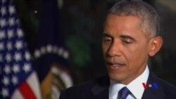 奧巴馬指出種族主義與仇恨的毀滅性能量