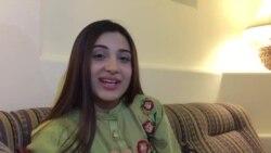 لیلا خان: د سکول له وخته مې له سندرو ویلو سره ډېر شوق وو