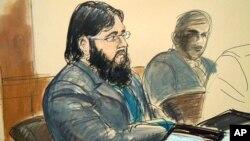 El sospechoso, Adis Medunjanin, está acusado de planear un ataque contra el sistema de tren subterráneo de Nueva York.