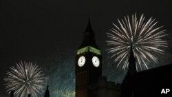 倫敦將於2012年舉辦奧運會。