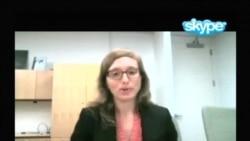 Кетрин Макалек од Фридом хаус за состојбата во Македонија