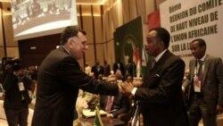 L'Afrique à son tour au chevet de la Libye à Brazzaville