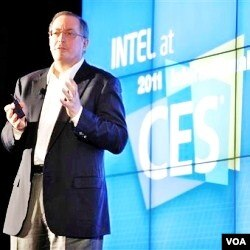 Direktur Eksekutif Intel, Paul Otellini ditunjuk Obama sebagai anggota dewan penasihat ekonomi AS.