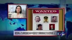 VOA连线:欧洲认为美国起诉中国官方黑客缺乏实质意义