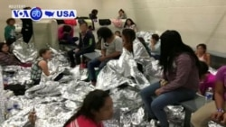 VOA60 America - Appeals Court: US Must Provide Soap, Toothpaste to Detained Children
