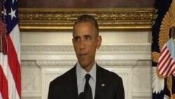 奧巴馬讚賞國會通過打擊伊斯蘭國法案