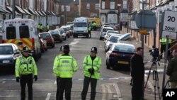 12 συλληφθέντες για τρομοκρατία στη Βρετανία