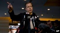 美國北韓問題特使戴維斯11月21日在北京一酒店要求平壤解決美國公民被扣押問題。