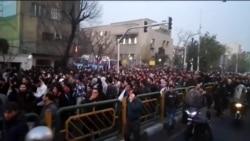 واکنشها به اختصاص اماکن تحت نظارت دولت برای برگزاری تجمع های اعتراضی