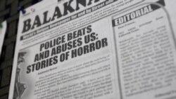 New Delhi's Street Children Publish Newspaper