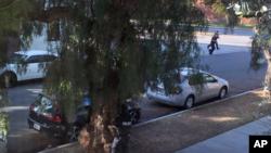 2 muertos incluidos hombres armados en la oficina de California