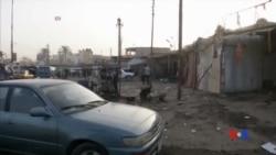 2014-06-08 美國之音視頻新聞: 伊拉克炸彈襲擊至少17人喪生
