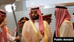 محمد بن سلمان وزیر دفاع عربستان در راس رهبری ائتلاف علیه یمن