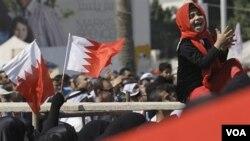 La presencia de Meshaima podría apuntalar al movimiento opositor que busca adoptar una posición más dura contra la monarquía.