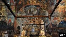 """Kisha e Shën Gjergjit fiton çmimin """"Europa Nostra"""" për restaurimin më të mirë të 2011s"""