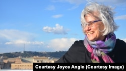 Joyce Angio, who lives in Canada, is one of a record number of Americans who gave up their U.S. citizenship last year.
