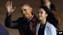Después de meses de especulación la Casa Blanca ha anunciado que Malia Obama, la hija mayor de presidente, estudiará en Harvard.