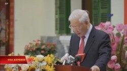 Bầu cử Quốc hội XV: Ông Trọng có tỷ lệ phiếu thuận thấp nhất trong 'tứ trụ'   Truyền hình VOA 12/6/21