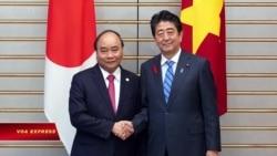 Nhật-Việt đồng ý hợp tác duy trì hòa bình Biển Đông