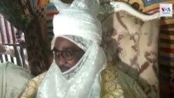 Gwamna Nasiru El-Rufai na Jihar Kaduna a Najeriya ya nada Magajin Garin Zazzau, Alhaji Ahmad Nuhu Bamalli a matsayin sarkin na 19 Zazzau