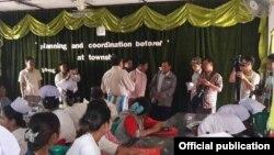 ေမာင္ေတာကို သတင္းေထာက္ေတြ ေရာက္ရိွ (MOI Webportal Myanmar)