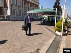 Zanu PF lawyer Lewis Uriri