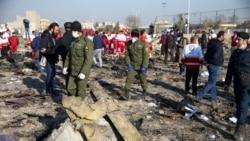 "Crash en Iran: Kiev remercie Washington pour des ""informations importantes"""