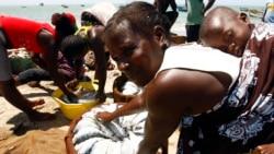 Angola, preocupaçōes alimentares com o estado de emergência