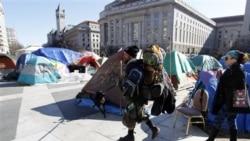 آيا جنبش اشغال آمريکا هنوز زنده است؟