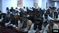 Sekitar 1.600 delegasi akan menghadiri sidang perdamaian Afghanistan.