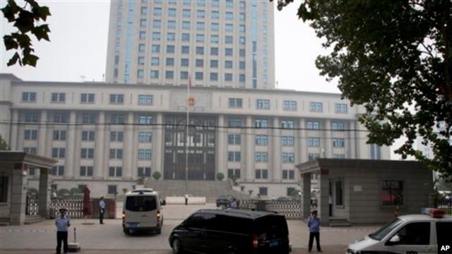 山东省济南市中级人民法院