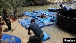 قاچاق سوخت دیزل از سوریه به ترکیه، ۲۶ مه ۲۰۱۳