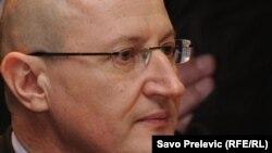 Nezavisni kandidat Rade Bojović