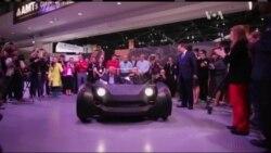 Авто створені 3D друком продаватимуть наступного року у США. Відео