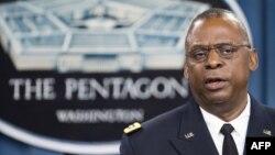 Menteri Pertahanan AS yang baru, Jenderal (Purn.) Lloyd Austin III