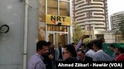 Çalakvan li hmeber ofîsa NRT