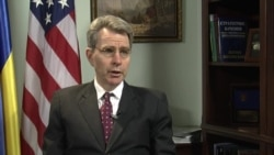 VOA Interview with Geoffrey Pyatt