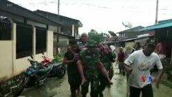 2019-03-19 美國之音視頻新聞: 印尼洪水死亡人數有可能增加