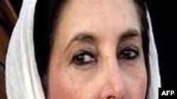 مراسم يادبود بی نظير بوتو در قريه خدا بخش پاکستان برگزار شد