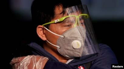 masque protection epidemie