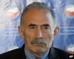 俄罗斯上议院联邦委员会国际事务委员会副主席阿斯拉哈诺夫