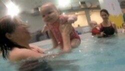 Nadan antes de gatear