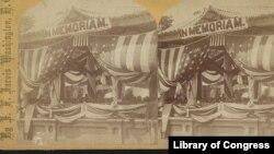 Memorial Day - Arlington 1868
