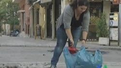 2011-10-21 粵語新聞: 希臘議會通過銀根緊縮計劃