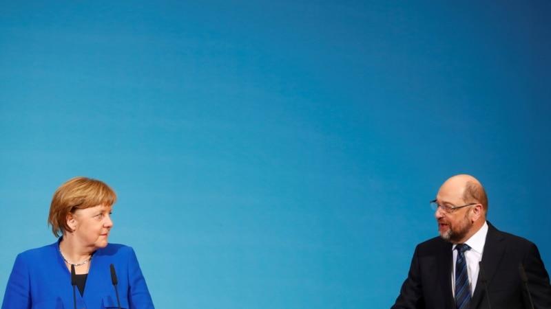 Social Democrats Push Back Against German Grand Coalition